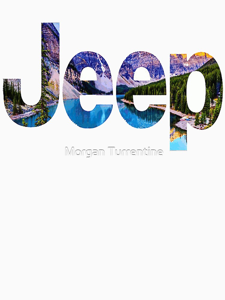 Jeep Scenery Logo by MorganNicole021