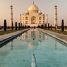 Taj Mahal Reflection India by Patricia Jacobs DPAGB LRPS BPE4