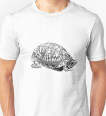 box turtle drawing T-Shirt