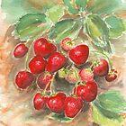 Strawberries by CarolineLembke