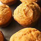 Pumpkin Muffins by Stephen Thomas
