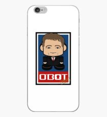 Randal Politico'bot Toy Robot  iPhone Case