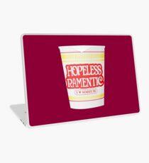 Hopeless Ramen-tic Laptop Skin