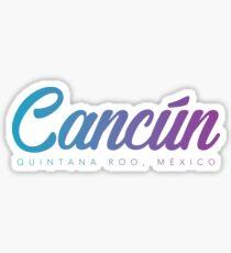 Cancún, Mexico Sticker