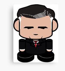 Romneybot Politico'bot Toy Robot 1.0 Canvas Print