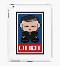 Romneybot Politico'bot Toy Robot 1.1 iPad Case/Skin