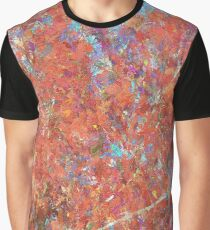 Autumn Abstract - Mount Wilson NSW - The HDR Experience Graphic T-Shirt