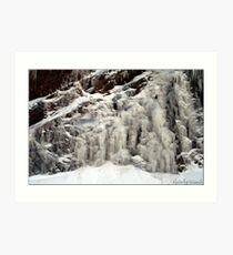 The Act of Nature Art Print