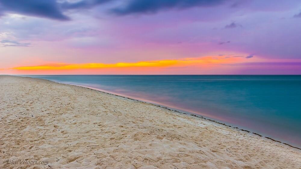Cuba Beach 5 by John Velocci
