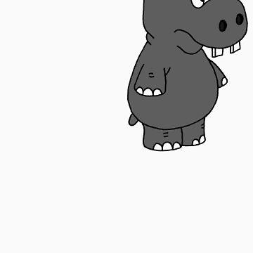 Hippo by Hagen