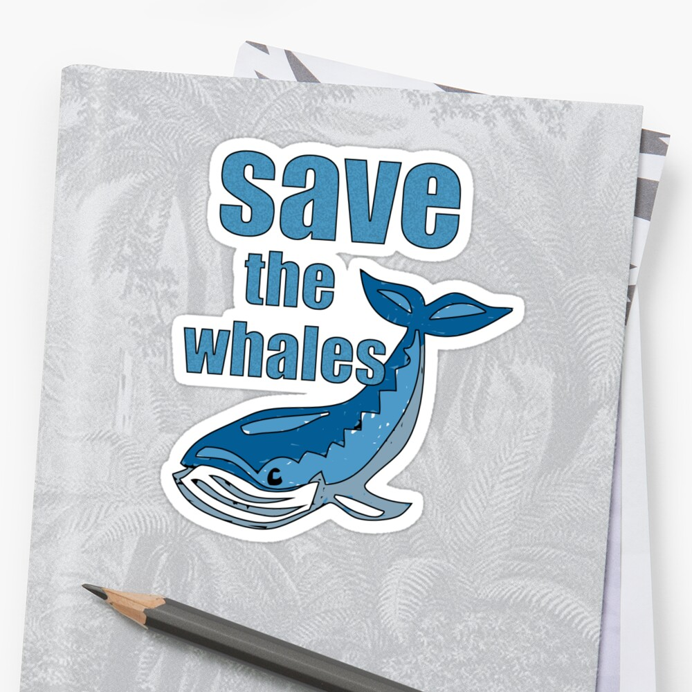 save the whales by Photo Rangers