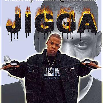 jigga  by snookchaos