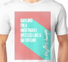 Darling I'm a Nightmare Unisex T-Shirt