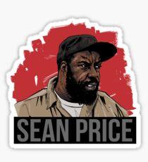 SEAN PRICE S Sticker