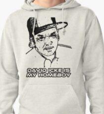 David Icke Is My Homeboy T-Shirt