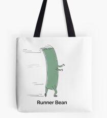 Runner Bean Tote Bag