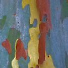 The Tree Bark Collection # 10 by Philip Johnson