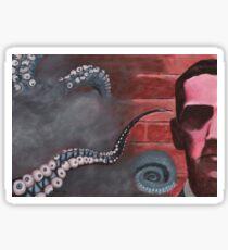 Lovecraft: Master of Horror Sticker