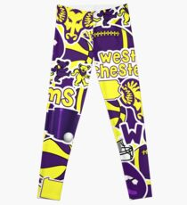 West Chester Collage Leggings