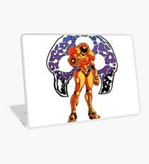 Samus the Fearless - Metroid Laptop Skin