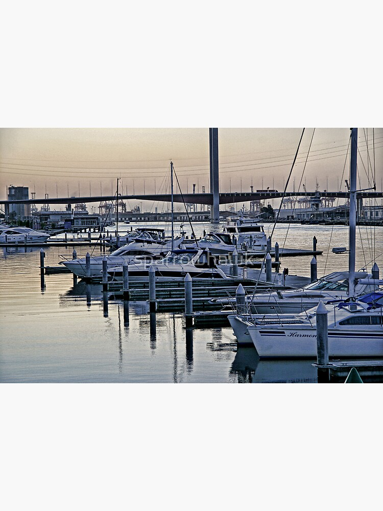 Melbourne - Docklands by sparrowhawk