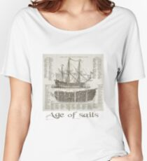 Age of sails Women's Relaxed Fit T-Shirt