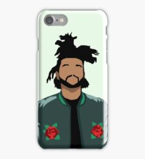 Weeknd Roses iPhone Case/Skin