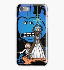 Rick Wars iPhone Case/Skin