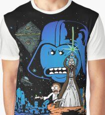 Rick Wars Graphic T-Shirt
