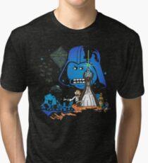 Rick Wars Tri-blend T-Shirt