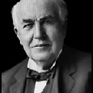 Thomas Edison by kislev