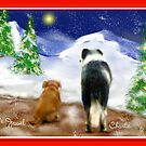 Jewel and Charlie by Annette