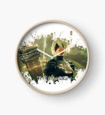 Nier: Automata Splatter Clock