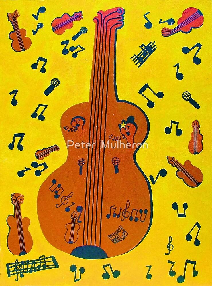 bluegrass panel6 by Peter  Mulheron