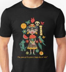 Frida Kahlo (Español) T-Shirt