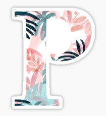 RHO (SPRING PATTERN) Sticker