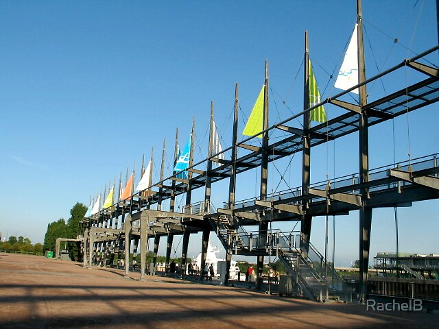 Montreal Seaport by RachelB