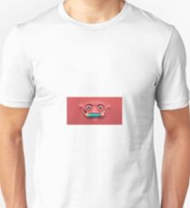Red & Happy Unisex T-Shirt