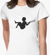 Big Joy Womens Fitted T-Shirt