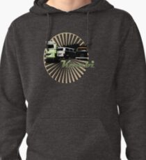 VW Kombi Bus T-shirt Pullover Hoodie