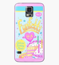 Funfetti Cake Mix  Case/Skin for Samsung Galaxy