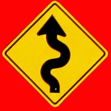 A Winding Road Ahead by DAdeSimone