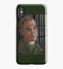 New Moon Rising - Colonel McNamara - BtVS iPhone Case/Skin