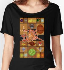Jak and Daxter Grid Women's Relaxed Fit T-Shirt
