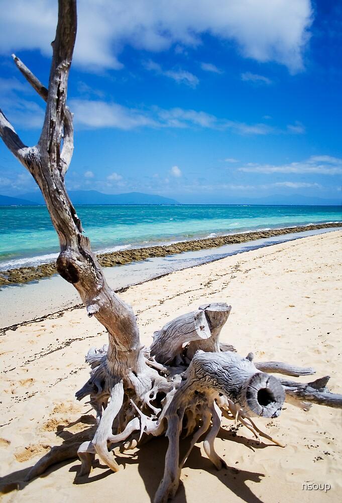 Quot Beach Landscape Quot By Nsoup Redbubble