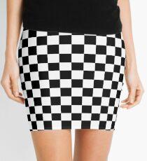 Ska Checkerboard Mini Skirt