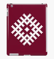 ozolins ancient latvian symbol iPad Case/Skin