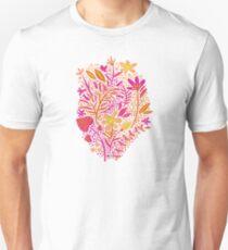 Garden – Citrus Palette Unisex T-Shirt