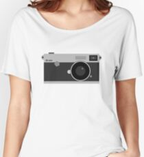 35mm Film Camera  Women's Relaxed Fit T-Shirt