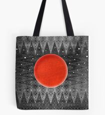 Bodacious Blood Moon Tote Bag